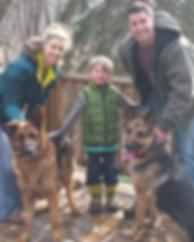Bosco's Adoption Photo