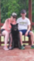 Jules's Adoption Photo