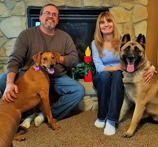 Caesar's Adoption Photo!
