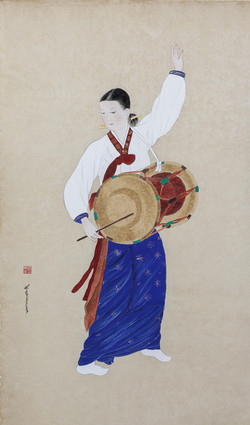 11-1 2016 korea traditional dance