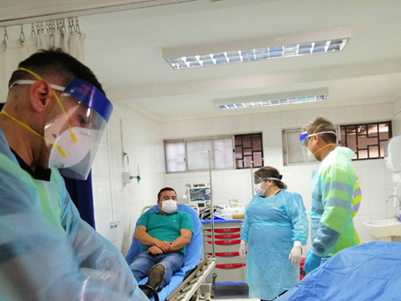 Mesa del Sector Público y Gobierno acuerdan pago de bono Covid19 a funcionarios/as de la Salud