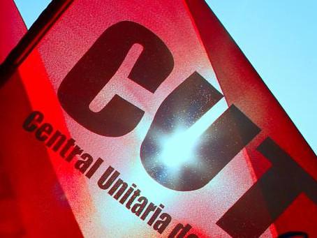 Secretaría de Salud CUT convoca a nuevas manifestaciones ante falta de compromisos del Gobierno