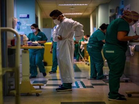 Minsal: Alrededor de 37 mil funcionarios se han contagiado de coronavirus