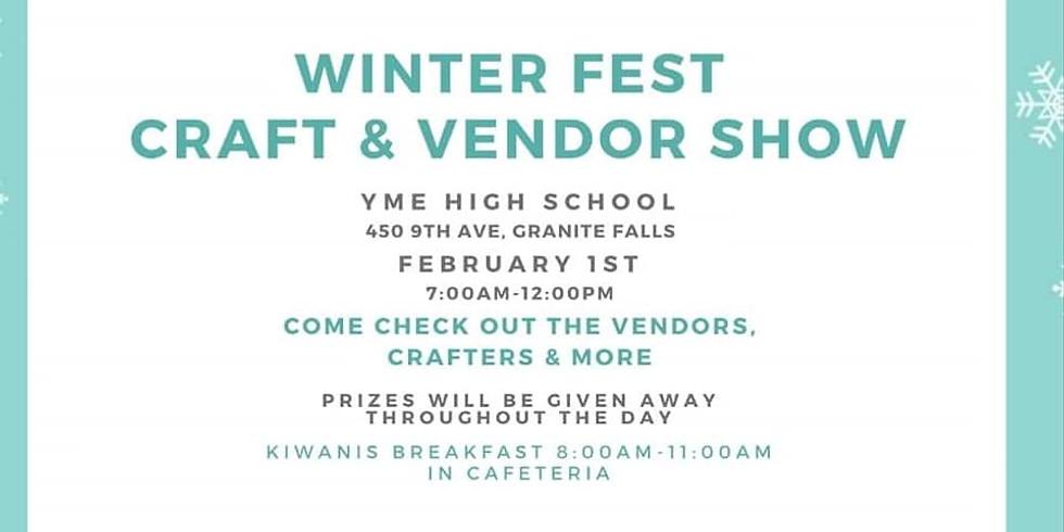 Winter Fest Craft & Vendor Show