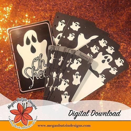 Ghost Oh Sheet Digital Set