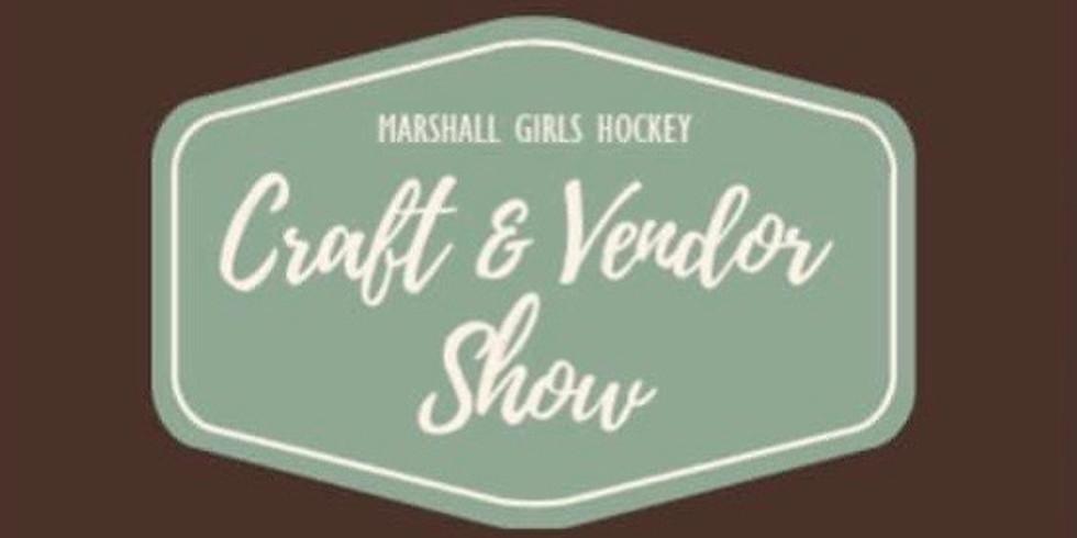 Fall 2021 Marshall Girls Hockey Craft & Vendor Show