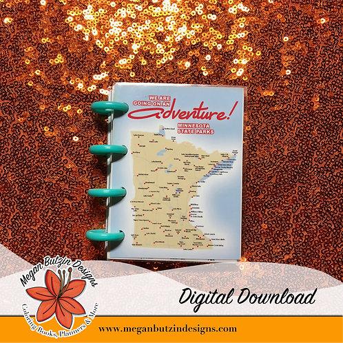 MN State Park Adventure Book - Digital
