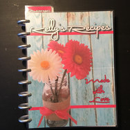 Kelly's Custom Recipe Book