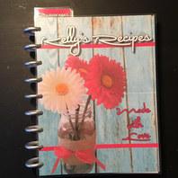 Kelly's Custom Recipe Book