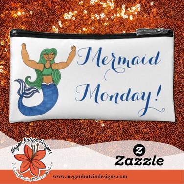 Zazzle_MermaidMondayMakeupBag.jpg