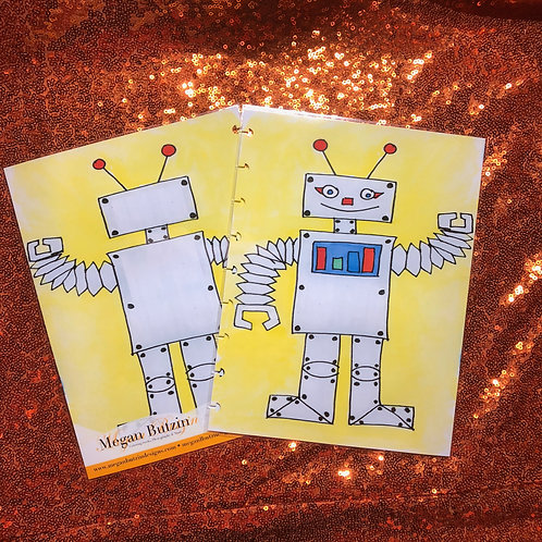 Robot Planner Cover