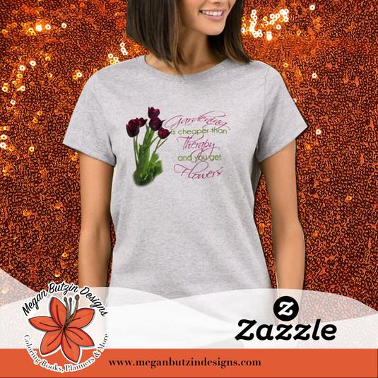 Zazzle_GardeningCheaper_TShirtGray.jpg