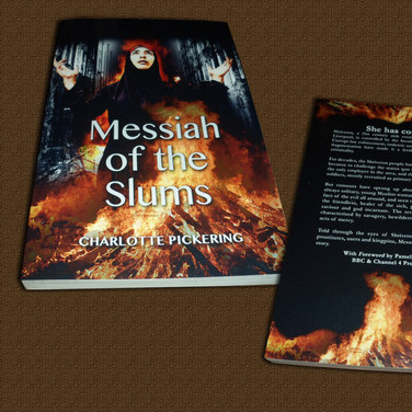 Book Cover Layout.