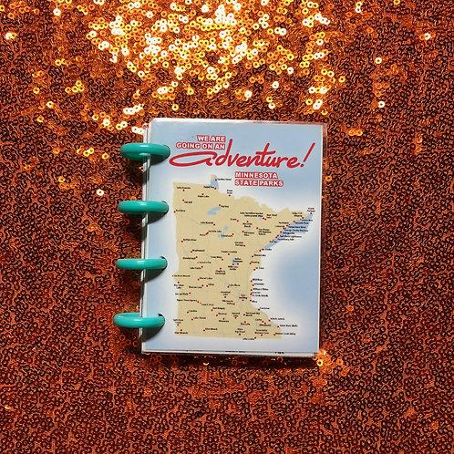 MN State Park Adventure Book