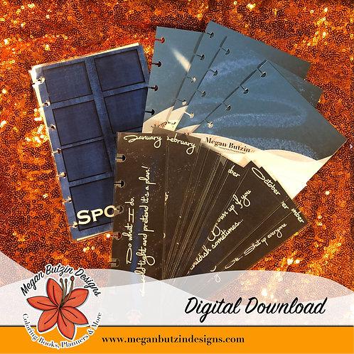 Spoilers Digital Set