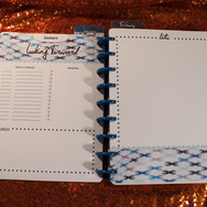 Custom 31 bag pattern planner.