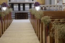 Church Ceremony Décor