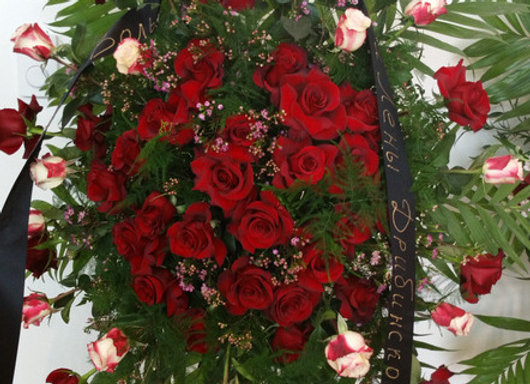 FUNERAL WREATHS. Design 12