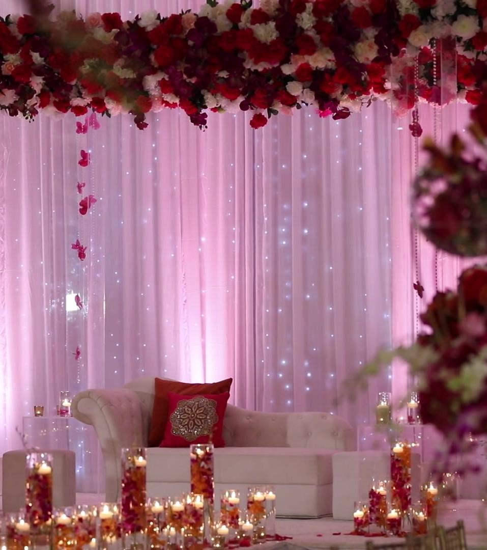 Chicago Wedding Decor __ Sanimar Decor _