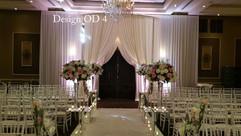 Entrance Decor Drapery