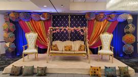 Sangeet & Mehndi Decor