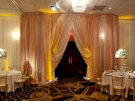 Entrance Decor Drapery