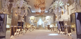 Hotel Wedding Ceremony Decorations
