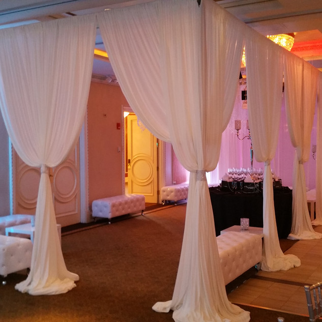 Launch  /boudoir/  Room Drapery