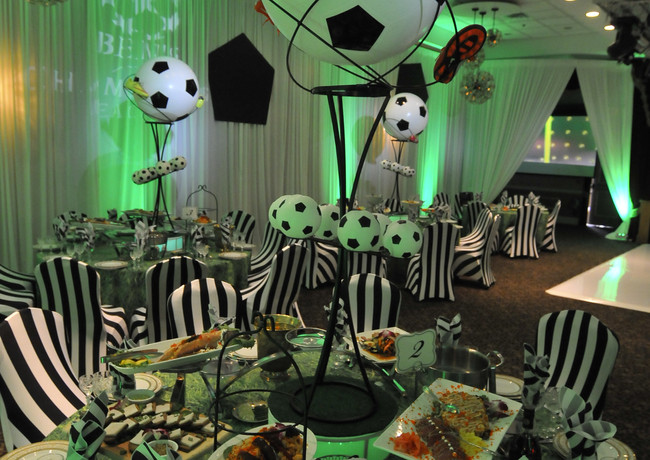 Best Soccer Party