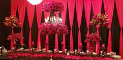Wedding Backdrop & Drapery