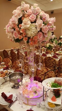 Guest Table Decoration