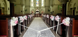 Church Wedding Decorations