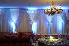 Wedding Backdrop & Drapery