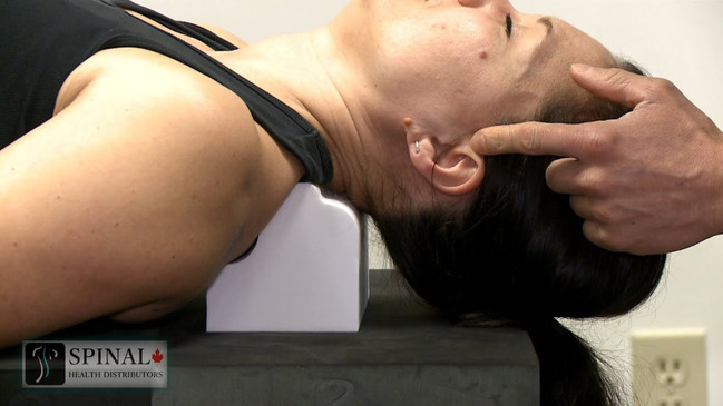 Cervical Denneroll, Spinal Orthotics Canada