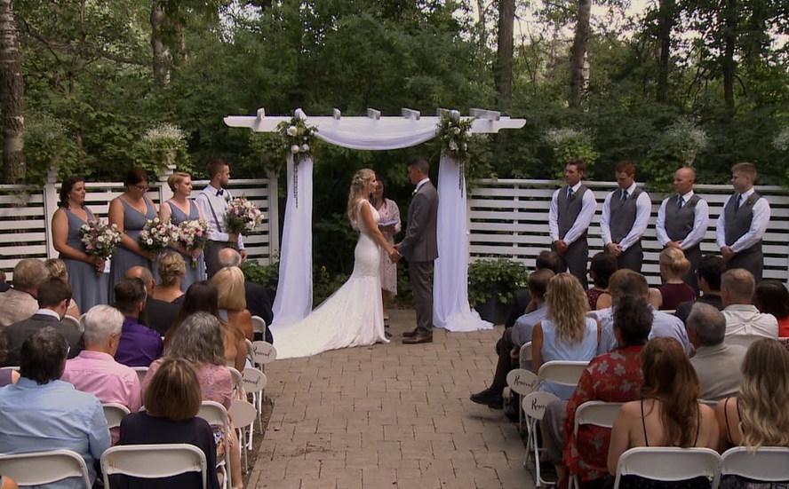 Wedding Ceremony - Clip