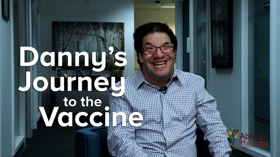 Danny's Journey to the Vaccine