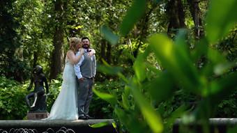 Cassie & Chris's Wedding Highlights