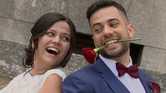 Christina & Bobby Wedding Highlights