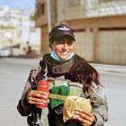 IDF falafel Hebron Israel