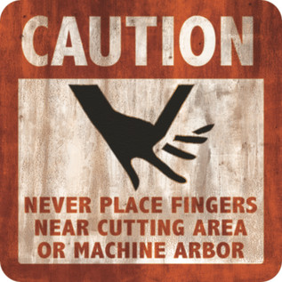 Workplace Sign