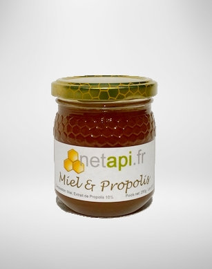 Pot de Miel & Propolis