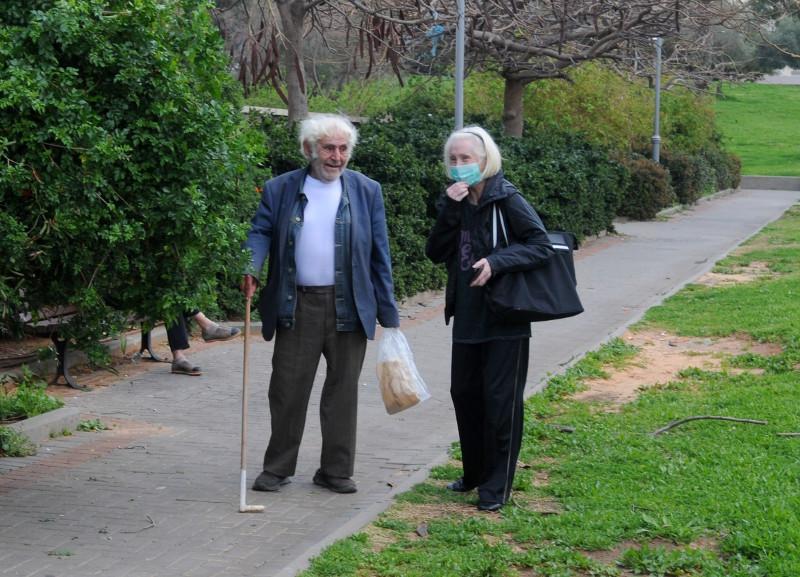 уход за пожилыми людьми в Израиле, метапелет