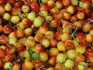 """""""Берешит"""": отборные яблоки, черешня и персики с Голанских высот"""