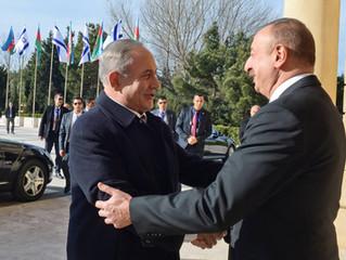 Визит Биньямина Нетаниягу в Азербайджан