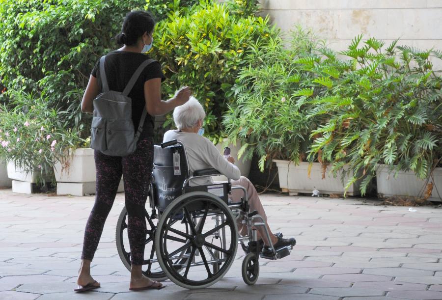 Lacol Nursing Company Israel, caregivers in Israel