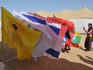 Дипломаты из 36 стран посетили израильские кибуцы и мошавы