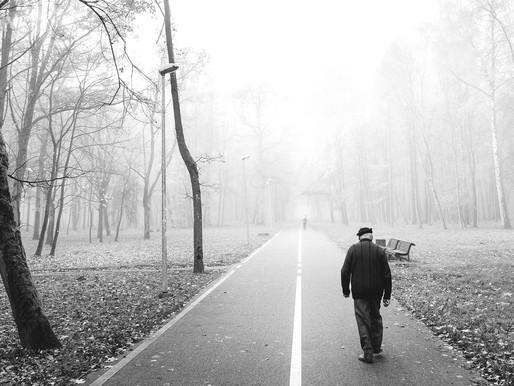 Одинокая старость страшнее терактов и войн