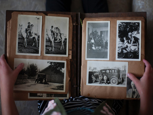 Метапелет на заметку: тайная сила семейного альбома