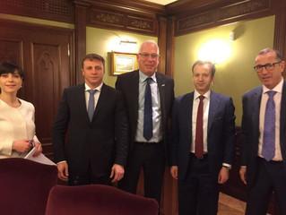 Россия и Израиль подпишут договор о зоне свободной торговли