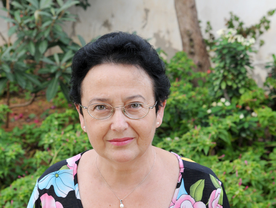 Naturopath and Nutritionist Lilia Golovaty, Lacol Nursing Company Israel, caregivers in Israel